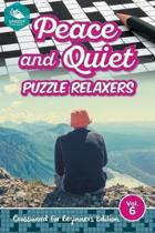 Peace and Quiet Puzzle Relaxers Vol 6