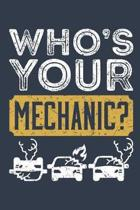 Who's Your Mechanic