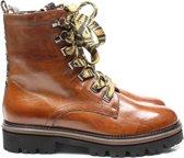 Maripe 29419 veter boots - middelbruin