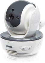Alecto DVM-201 Extra camera voor DVM-143/DVM-200| Beweegbare camera op afstand te bedienen | Wit / Antraciet