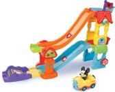 VTech Toet Toet Auto's Mickey's Pretflat - Speelset