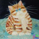 "Diamond Painting ""JobaStores®"" Crazy Cats 13 30x30cm"