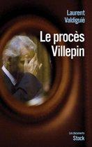 Le procès Villepin