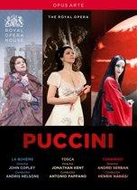 La Boheme, Tosca, Turandot