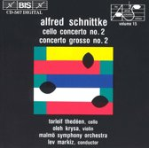 Schnittke - Cello Conc.