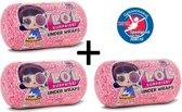 L.O.L. Surprise Under Wraps Serie 4-1 (3-pack)