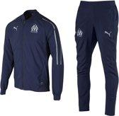 Puma Olympique Marseille Presentatie Trainingspak – Maat M – Kleur Navy