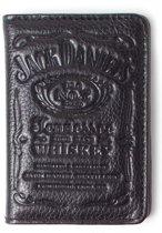 Jack Daniel s - Debossed Logo Men s Card Wallet