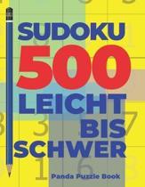 Sudoku 500 Leicht Bis Schwer: Denkspiele F�r erwachsene - Logikspiele F�r Erwachsene