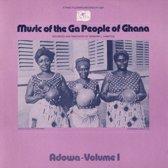 Music Of The Ga People Of Ghana: Ad