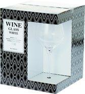 Riverdale Elegance - Wittewijnglas - 23cm - 4 stuks