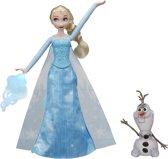 Frozen Magisch ijs Elsa
