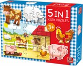 Kiddy 5in1 Farm
