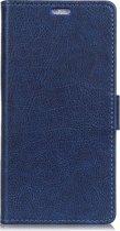 Shop4 - Sony Xperia XA2 Hoesje - Wallet Case Cabello Donker Blauw
