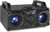Fenton MDJ95 draadloze Bluetooth speaker 100W met mp3 speler en LED's