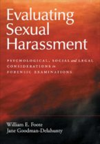 Evaluating Sexual Harassment