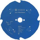 BOSCH 2608644122 Cirkelzaagblad Expert Fiber Cement vezelbeton 165x20 - 4 tanden