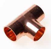 Installatiebranche Bocht roodkoper 28mm