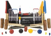 Croquet Set - Traditioneel Croquet Spel van ECO hardhout