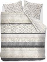 Beddinghouse Macramé - Dekbedovertrek - Lits-jumeaux - 240x200/220 cm  cm - Natural