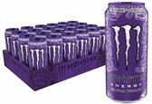 Monster Energy Ultra 12x 500ml Violet