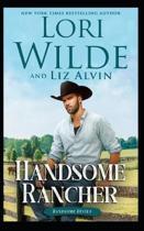 Handsome Rancher: Large Print Version