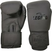 Legend PowerFit & Protect Bokshandschoenen Mat Zwart  8 oz