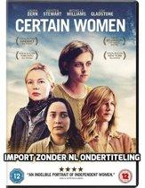 Certain Women [DVD] [2017]