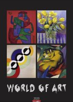 World of Art Kalender 2020