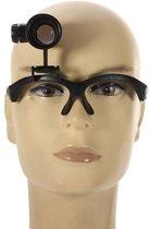 4 Lens Headbrand LED vergrootglas Vergrootglas vergrootglas
