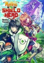 The Rising of the Shield Hero, Volume 1