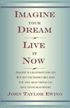 Imagine Your Dream Live it Now: Imagine is a blueprint for life. But not the predictable kind. You will read things you have never read before.