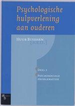 Psychologische hulpverlening aan ouderen / 1 Psychologische problematiek