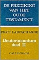 De prediking van het Oude Testament. Deuteronomium deel II