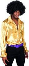 Party Shirt Goud XXL