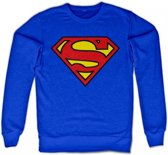 Sweater Superman logo XL