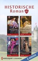 Harlequin  - Historische roman e-bundel 12