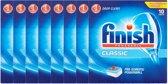 Finish Powerball Tabs Classic - 8 x 10 Stuks - Voordeelverpakking