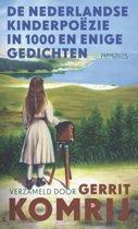 De Nederlandse kinderpoezie in 1000 en enige gedichten