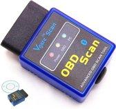 OBD II ELM327 Diagnostische interface Bluetooth