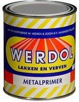 Werdol Metalprimer 0.75l WIT