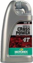 Motorex Cross Power 4T 5W/40-1 Liter
