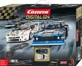 Carrera DIG124 Youngtimer Showdown - Racebaan