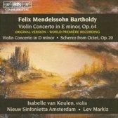 Mendelssohn - Vl Conc.