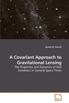 A Covariant Approach to Gravitational Lensing