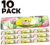 10PACK Lange Vloei hemp & Tip - Tobacco - Vloeipapier - Smoking vloei - Longpaper