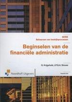 Beginselen van de financiele administratie