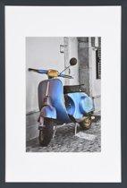 Fotolijst - Henzo - Umbria - Fotomaat 30x45 - Zwart