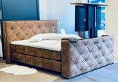 SleepNext HQ - Luxe Boxspring met Tv Lift