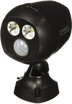 Night Hawk Spot Draadloze Led Bewegingssensor - 450 Lumen